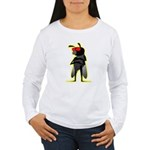 Bug of Mystery by Cicada Mania Long Sleeve T-Shirt