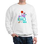 Ok-9 Ok9)inspiration (basketball) Sweatshirt