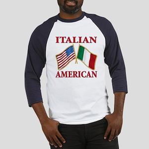 Italian american Pride Baseball Jersey