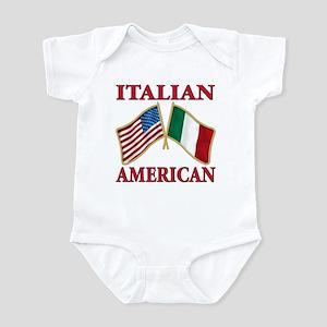 Italian american Pride Infant Bodysuit