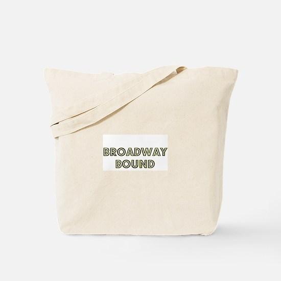 Cool Broadway Tote Bag