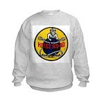 USS HOIST Kids Sweatshirt
