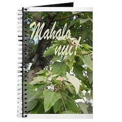 Kukui Mahalo Nui Journal