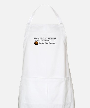 Sporting Clays Track BBQ Apron