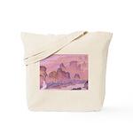 Chinese Scene Tote Bag