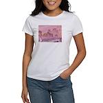 Chinese Scene Women's T-Shirt