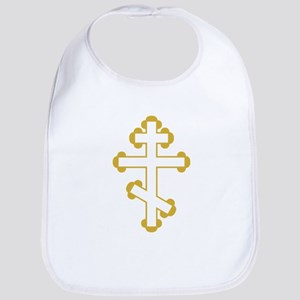 Orthodox Bottony Cross Bib