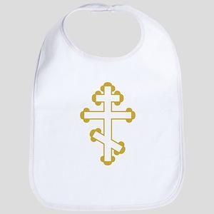 Orthodox Bottony Cross Bib