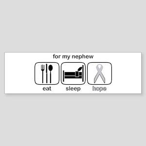 Nephew ESHope Lung Bumper Sticker