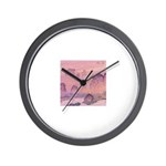 Chinese Waterfall Wall Clock