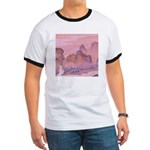 Chinese Scape Ringer T