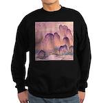 Chinese Mountains Sweatshirt (dark)
