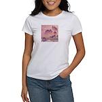 Chinese Mountains Women's T-Shirt