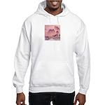 Chinese Mountains Hooded Sweatshirt