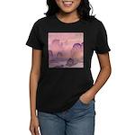 Chinese Sunrise Women's Dark T-Shirt