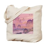 Chinese Sunrise Tote Bag
