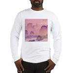 Chinese Sunrise Long Sleeve T-Shirt