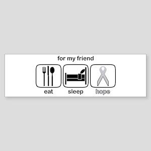 Friend ESHope Lung Bumper Sticker