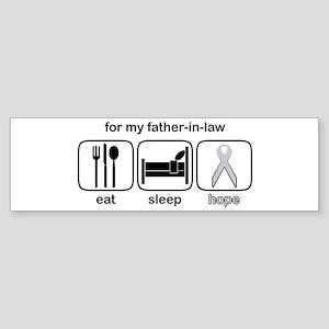 Father-in-law ESHope Lung Bumper Sticker