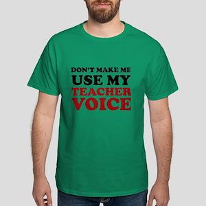 For Teachers - Dark T-Shirt