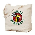 Grill Sergeant Tote Bag