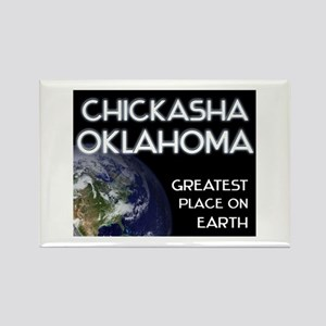 chickasha oklahoma - greatest place on earth Recta