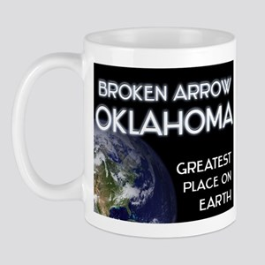 broken arrow oklahoma - greatest place on earth Mu