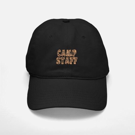 Camp Staff Baseball Hat