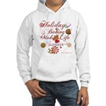 Holiday Baking Hooded Sweatshirt