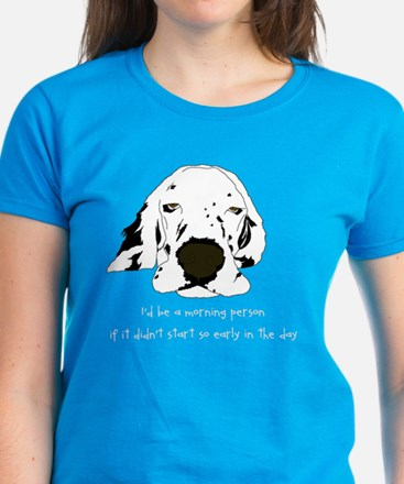Sleepy Setter Women's Dark T-Shirt