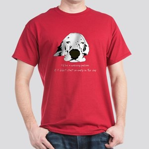 Sleepy Setter Dark T-Shirt