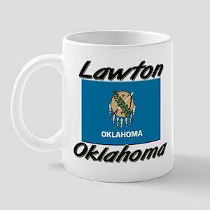 Lawton Oklahoma Mug