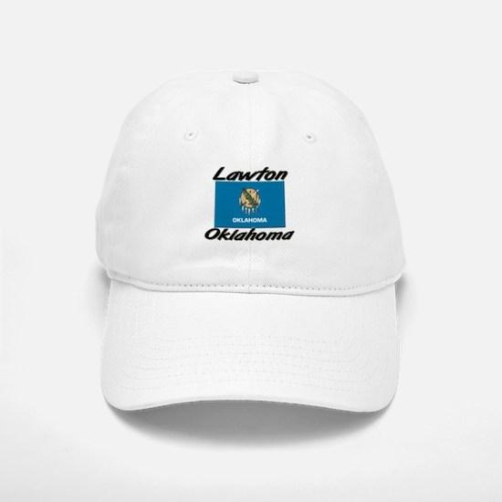 Lawton Oklahoma Baseball Baseball Cap