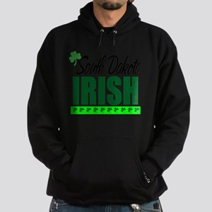 South Dakota Irish Hoodie (dark)
