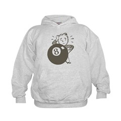 Retro Eight Ball Hoodie