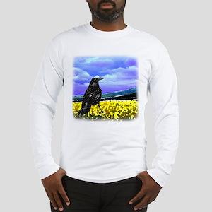 Lone Crow Long Sleeve T-Shirt