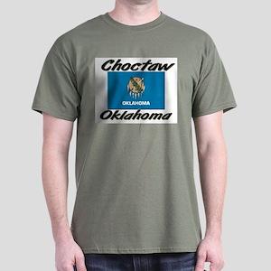 Choctaw Oklahoma Dark T-Shirt