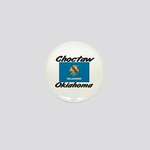 Choctaw Oklahoma Mini Button