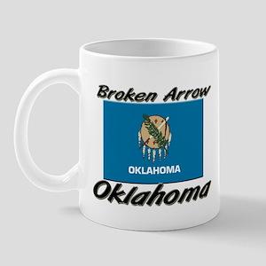 Broken Arrow Oklahoma Mug