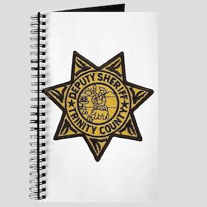Trinity Deputy Sheriff Journal