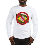 Boycott Brazil Long Sleeve T-Shirt