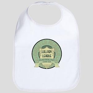 Lullaby League Bib