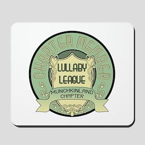 Lullaby League Mousepad
