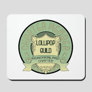 Lollipop Guild Mousepad