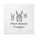 Dust Bunny Trapper Queen Duvet