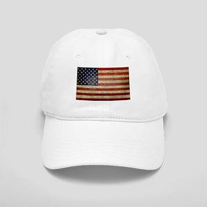 Antique Flag Cap