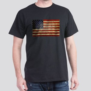 Antique Flag Dark T-Shirt