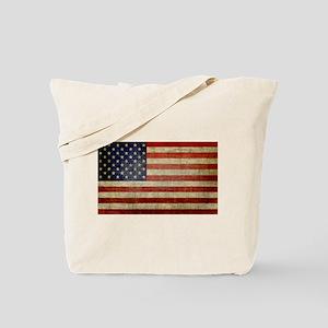 Antique Flag Tote Bag