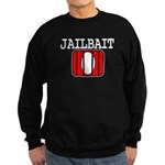 Jailbait Sweatshirt (dark)