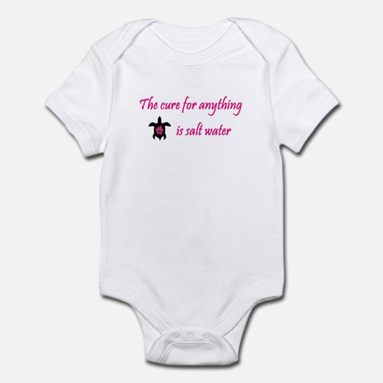 The cure for everything... Infant Bodysuit